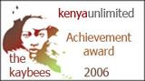 KayBees 2006 Winner - Achievement