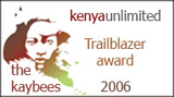 KayBees 2006 Winner - Trailblazer