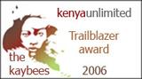 KayBees 2006 Winner - Trailblazer